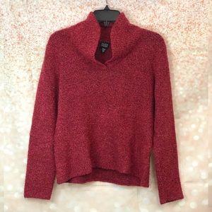 Eileen Fisher | Merino Wool Cashmere Sweater